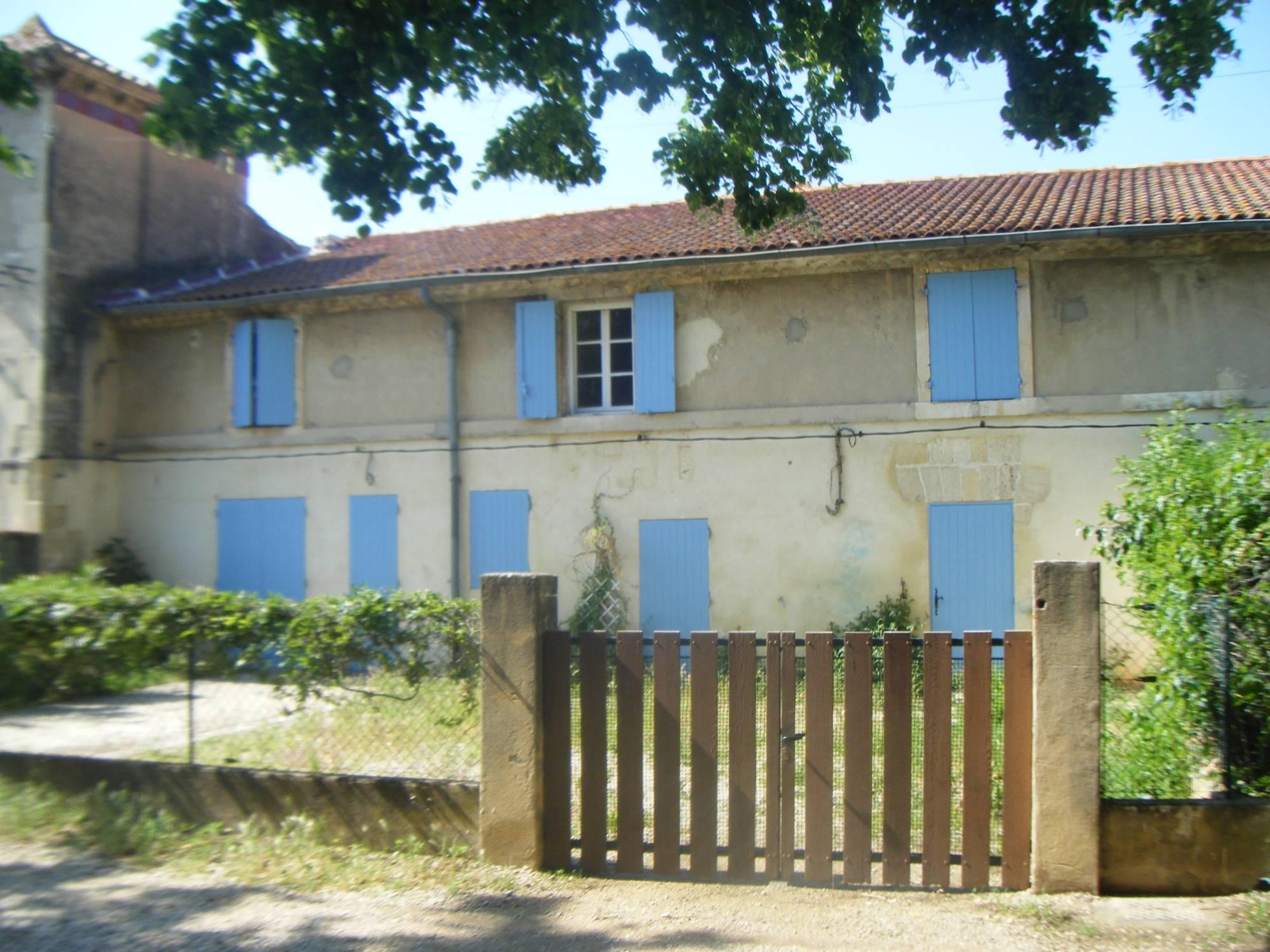 Mas 6 13310 saint martin de crau spacieuse maison en - Agence immobiliere de la crau salon de provence ...