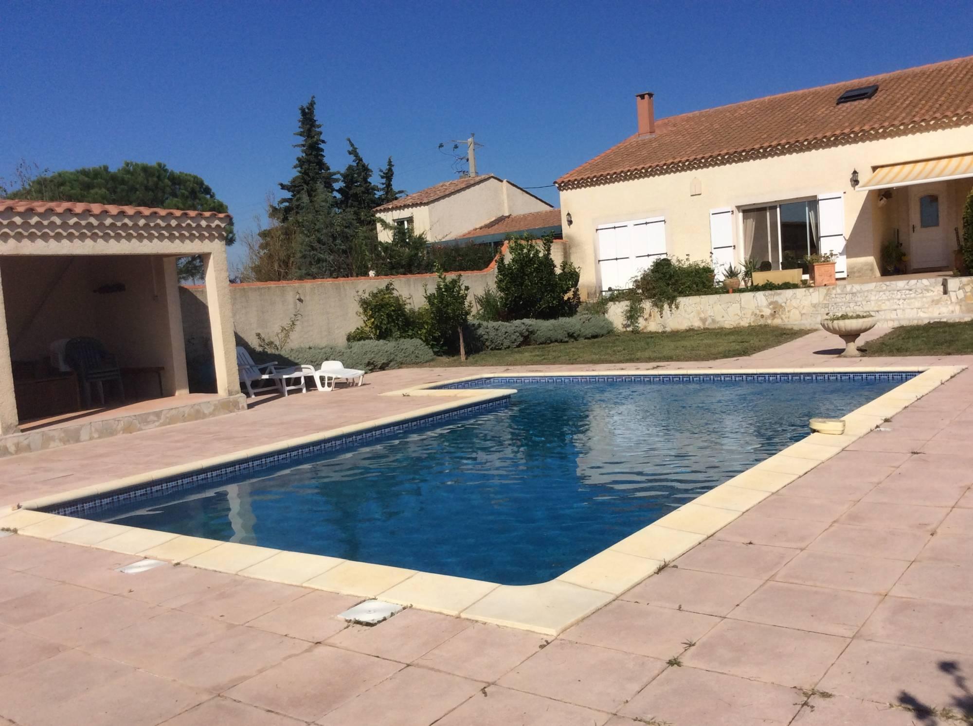 Villa en campagne type 6 13310 saint martin de crau villa - Agence immobiliere de la crau salon de provence ...