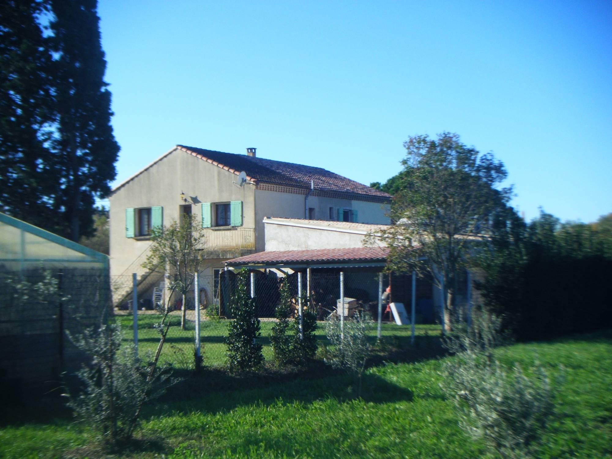 Villa de charme 13200 arles mas thibert proche saint - Agence immobiliere de la crau salon de provence ...